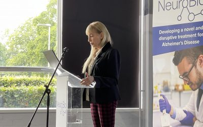 Neuro-Bio Ltd. hosted a virtual Shareholders' Showcase Presentation and Discussion with UK and Australia.